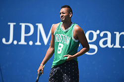 Nick Kyrgios (AUS) during his practice at the 2019 US Open at Billie Jean National Tennis Center in New York City, NY, USA, on August 24, 2019. Photo by Corinne Dubreuil/ABACAPRESS.COM