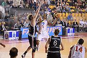 DESCRIZIONE : Roma Lega serie A 2013/14  Acea Virtus Roma Virtus Granarolo Bologna<br /> GIOCATORE : Jordan Taylor<br /> CATEGORIA : gancio<br /> SQUADRA : Acea Virtus Roma<br /> EVENTO : Campionato Lega Serie A 2013-2014<br /> GARA : Acea Virtus Roma Virtus Granarolo Bologna<br /> DATA : 17/11/2013<br /> SPORT : Pallacanestro<br /> AUTORE : Agenzia Ciamillo-Castoria/GiulioCiamillo<br /> Galleria : Lega Seria A 2013-2014<br /> Fotonotizia : Roma  Lega serie A 2013/14 Acea Virtus Roma Virtus Granarolo Bologna<br /> Predefinita :