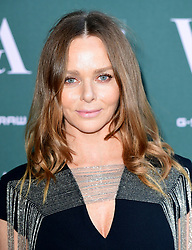 Stella McCartney attending the VIP preview for the V&A Museum's Fashioned From Nature exhibition, in London. Picture date: Wednesday April 18, 2018. Photo credit should read: Ian West/PA Wire