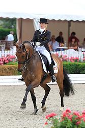 Mommen Mieke (BEL) - Rocky<br /> European Championships Junior 2010<br /> © Hippo Foto - Leanjo de Koster