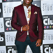 Jordan Charles attend BBC Club at W12 Studios Lunch party on 14 March 2019, London, UK.