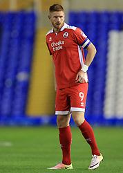 Matt Harrold of Crawley Town - Mandatory by-line: Paul Roberts/JMP - 08/08/2017 - FOOTBALL - St Andrew's Stadium - Birmingham, England - Birmingham City v Crawley Town - Carabao Cup