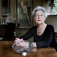 Nederland, Amsterdam , 3 mei 2012..Rozetta Musaph, overlevende van Bergen-Belsen. .Foto:Jean-Pierre Jans