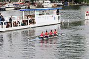 Henley Royal Regatta, Henley on Thames, Oxfordshire, 28 June - 2 July 2017.  Saturday  11:38:22   01/07/2017  [Mandatory Credit/Intersport Images]<br /> <br /> Rowing, Henley Reach, Henley Royal Regatta.<br /> <br /> The Princess Grace Challenge Cup<br />  Hollandia Roeiclub, Netherlands