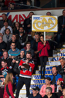 KELOWNA, CANADA - FEBRUARY 10: BCAA on February 10, 2017 at Prospera Place in Kelowna, British Columbia, Canada.  (Photo by Marissa Baecker/Shoot the Breeze)  *** Local Caption ***