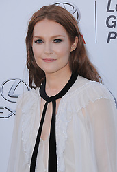 Darby Stanchfield bei den Annual EMA Awards in Los Angeles / 221016<br /> <br /> *** 26th Annual EMA Awards in Los Angeles on October 22, 2016 ***