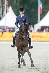 Hoy Andrew, (AUS), Rutherglen   <br /> Dressage - CCI4* Luhmuhlen 2016<br /> © Hippo Foto - Jon Stroud<br /> 17/06/16