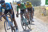 Peter Sagan (SVK - Bora - Hansgrohe) during the 105th Tour de France 2018, Stage 9, Arras Citadelle - Roubaix (156,5km) on July 15th, 2018 - Photo Kei Tsuji / BettiniPhoto / ProSportsImages / DPPI