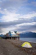 Camping at the Homer Spit, Alaska, USA<br /> <br /> Photographer: Christina Sjögren<br /> <br /> Copyright 2019, All Rights Reserved