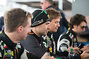 January 26-29, 2017: Rolex Daytona 24. 11 GRT Grasser Racing Team, Lamborghini GT3 Huracan