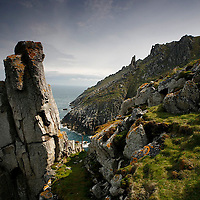 Lundy Island - St Georges Channel