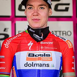 18-09-2020: Wielrennen: Giro Rosa: San Marco la Catola<br /> Anna van der Breggen (Netherlands / Boels - Dolmans Cycling Team)18-09-2020: Wielrennen: Giro Rosa: San Marco la Catola