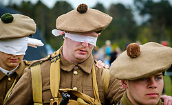 Sunday 7th May 2017 East Fortune:  Wartime Experience at the National Museum of Flight, East Fortune. <br /> <br /> (c) Andrew Wilson | Edinburgh Elite media