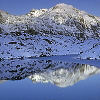 Cordillera Sarmiento, Patagonia, Chile.