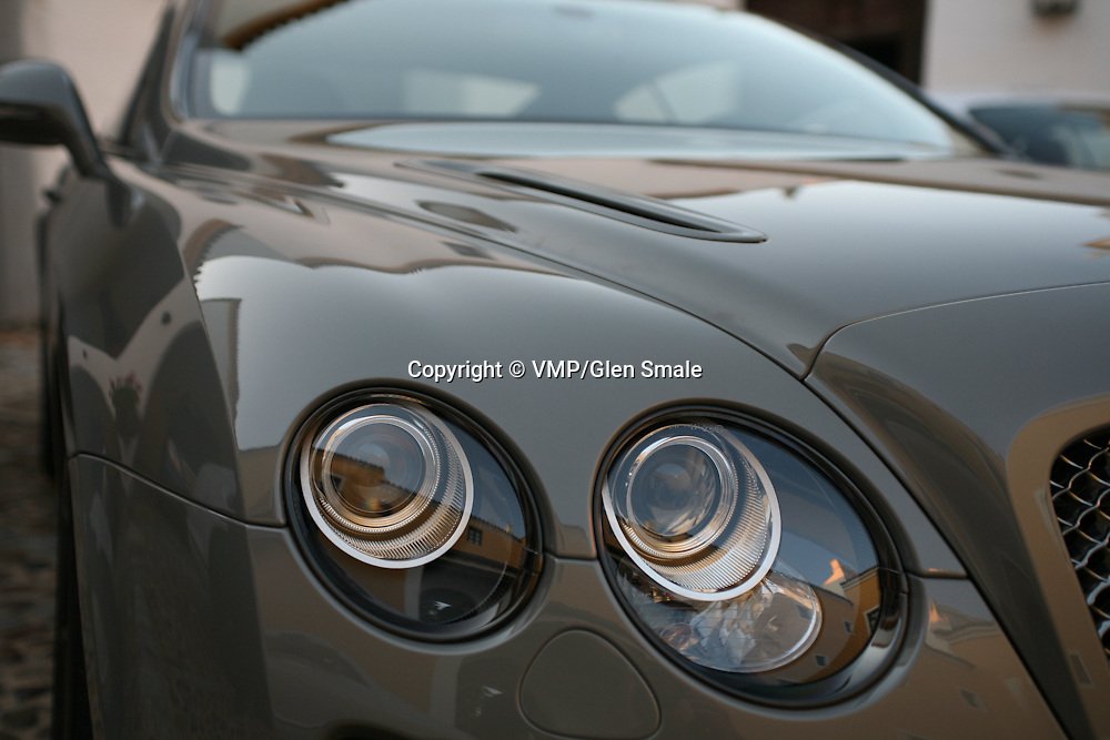 2009 Bentley Supersports Coupe, Bentley Supersports Launch, Seville Spain