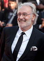 Bernard Le Coq at the closing ceremony and The Specials film gala screening at the 72nd Cannes Film Festival Saturday 25th May 2019, Cannes, France. Photo credit: Doreen Kennedy