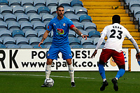 Liam Hogan. Stockport County FC 1-1 Dagenham & Redbridge. Vanarama National League. Edgeley Park. 11.5.21