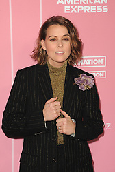 Brandi Carlile at the 2019 Billboard Women In Music held at the Hollywood Palladium in Hollywood, USA on December 12, 2019.