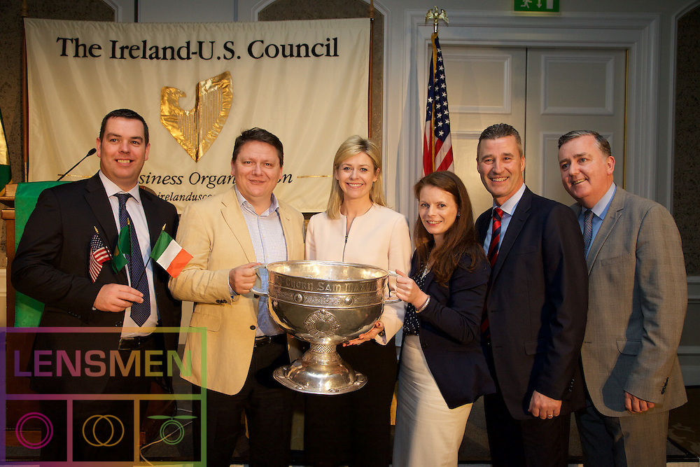 Paul O'Donovan - DAA<br /> Barry Barker - DAA<br /> Yvonne Muldoon - Aer Lingus<br /> Elaine Roche - DAA<br /> Gary Cooley - Aer Lingus<br /> David Nugent - DAA