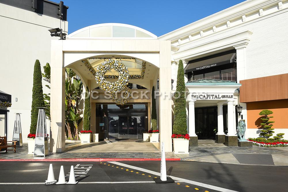 Capital Grille Restaurant South Coast Plaza