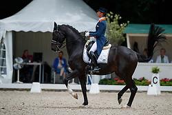 Cornelissen Adelinde, NED, Aqiedo<br /> CDI 3* Grand Prix - CHIO Rotterdam 2017<br /> © Hippo Foto - Dirk Caremans<br /> Cornelissen Adelinde, NED, Aqiedo