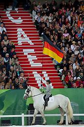 Opening Ceremony, Team GER <br /> Alltech FEI World Equestrian Games™ 2014 - Normandy, France.<br /> © Hippo Foto Team - Leanjo de Koster<br /> 25/06/14