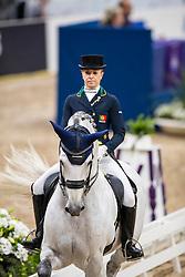 Caetano Maria, POR, Coroado<br /> LONGINES FEI World Cup™ Finals Gothenburg 2019<br /> © Dirk Caremans<br /> 05/04/2019