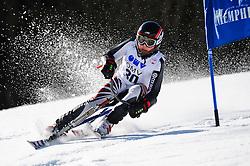27.02.2010, Gaal, AUT, Skibob-Junioren-WM Gaal, im Bild Gamper Mario, AUT, EXPA Pictures © 2010, PhotoCredit: EXPA/ S. Zangrando
