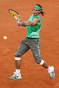 Roland Garros. Paris, France. June 3rd 2008..Rafael NADAL against Nicolas ALMAGRO..1/4 Finals...