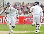 England v New Zealand - 3rd npower Test D2