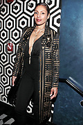 April 28-New York, New York: Actress Chenoa Maxwell attends the Soul In The Horn Live: Presents Yasiin Bey curated by D'Prosper held at Sony Hall on April 28, 2018 in New York City . (Photo by Terrence Jennings/terrencejennings.com)