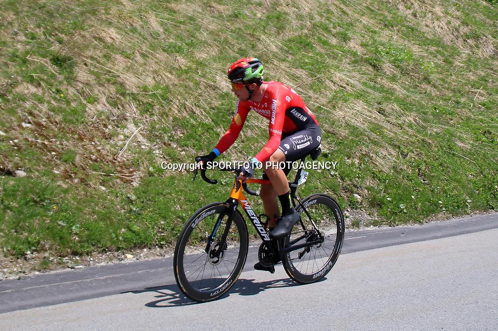 ANDERMATT (SUI) CYCLING<br /> Tour de Suisse stage 7<br /> Domen Novak