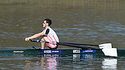 Caversham  Great Britain.<br /> Samuel MOTTRAM.<br /> 2016 GBR Rowing Team Olympic Trials GBR Rowing Training Centre, Nr Reading  England.<br /> <br /> Tuesday  22/03/2016 <br /> <br /> [Mandatory Credit; Peter Spurrier/Intersport-images]