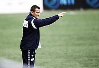 Fotball 1. juni 2012 , U21  Norge - Azerbaijan<br /> Norway - Azerbaijan<br /> trener for Norge , Per Joar Hansen