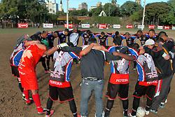 Pedreira, válida pela final da Copa Kaiser RS de Futebol Amador 2012.  FOTO: Luis Gonçalves/Preview.com