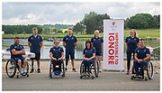 Commission from British Canoeing. Paralympics GB announces paracanoe squad for Tokyo 2020 Paralympic Games.
