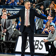 Dec 21, 2019  Las Vegas, NV U.S.A. Ohio State Buckeyes head coach Chris Holtmann on the court during the NCAA Men's Basketball CBS Sports Classic between the Ohio State Buckeyes and the Kentucky Wildcats 71-65 win at T-Mobile Arena Las Vegas, NV.  Thurman James / CSM