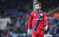 Joe Rafferty of Rochdale - Mandatory by-line: Joe Dent/JMP - 25/02/2017 - FOOTBALL - ABAX Stadium - Peterborough, England - Peterborough United v Rochdale - Sky Bet League One