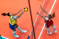 29-05-2019 NED: Volleyball Nations League Poland - Brazil, Apeldoorn<br /> /