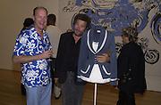 Philippe Starck. Azzadine Alaia installation. 575 Broadway. NY. 22 September 2000. © Copyright Photograph by Dafydd Jones 66 Stockwell Park Rd. London SW9 0DA Tel 020 7733 0108 www.dafjones.com