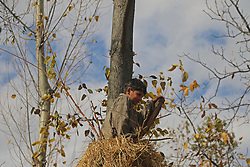 November 1, 2018 - Kashmir, India - Kashmiri kid  watch the funeral of a militant Mukhtar Ahmad Khan during his funeral in Zagoo village on Thursday November 01, 2018  Two militants affiliated with Lashkar-e-Taiba identified as Mukhtar Ahmad Khan, son of Abdul Ahad Khan of Brass Arizal Budgam and Mohd Amin Mir, son of Ghulam Rasool Mir of Drangbal Pampore were killed while as an Army man sustained injuries in the gunfight that raged between forces and militants in Zagoo area of central Kashmir's Budgam district, police said. (Credit Image: © Umer Asif/Pacific Press via ZUMA Wire)