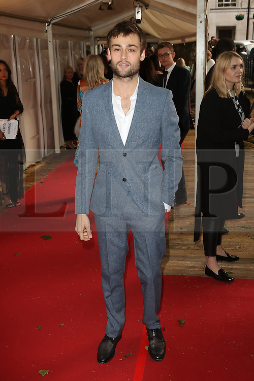 Douglas Booth, Glamour Women of the Year Awards, Berkeley Square Gardens, London UK, 02 June 2014, Photos by Richard Goldschmidt /LNP © London News Pictures