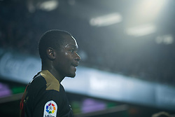 December 9, 2018 - Seville, Andalucía, Spain - Imbula, Rayo, during the LaLiga match between Real Betis and Rayo in Benito Villamarín Stadium (Seville) (Credit Image: © Javier MontañO/Pacific Press via ZUMA Wire)