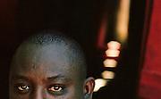 Voodoo priest, Port-Au-Prince, Haiti