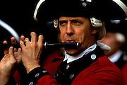 Image of the Yorktown Victory Reenactment Day in Yorktown, Virginia, east coast by Randy Wells