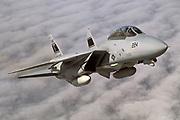 F-14A, VX-9 test, Pt Mugu