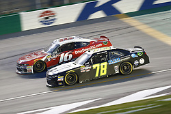 July 13, 2018 - Sparta, Kentucky, United States of America - Tommy Joe Martins (78) and Ryan Reed (16) battle for position during the Alsco 300 at Kentucky Speedway in Sparta, Kentucky. (Credit Image: © Chris Owens Asp Inc/ASP via ZUMA Wire)