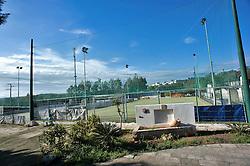 Santa Maria di Leuca, marzo 2012.Campi Sportivi, calcetto e tennis