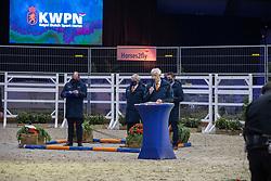 Loefen Cor, NED<br /> KWPN Hengstenkeuring 2021<br /> © Hippo Foto - Dirk Caremans<br />  02/02/2021