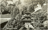 1947 The Bernheimer Estate. Now the Yamashiro